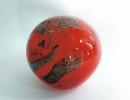 Briefbeschwerer rot