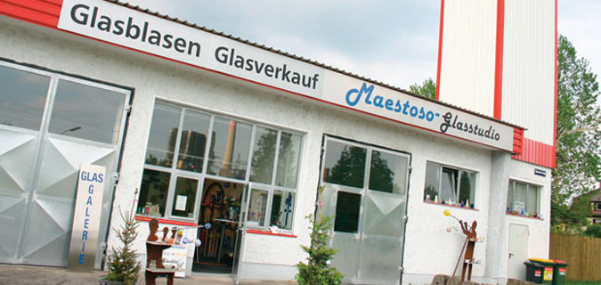 Maestoso Glasstudio